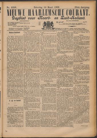 Nieuwe Haarlemsche Courant 1906-03-10