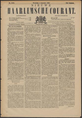Nieuwe Haarlemsche Courant 1894-09-05