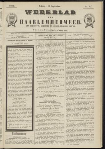 Weekblad van Haarlemmermeer 1881-09-16