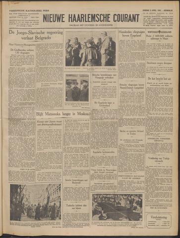 Nieuwe Haarlemsche Courant 1941-04-08