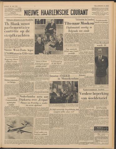 Nieuwe Haarlemsche Courant 1955-06-28