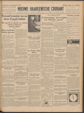 Nieuwe Haarlemsche Courant 1940-03-21