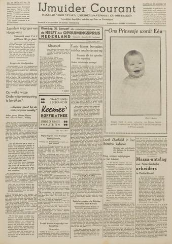 IJmuider Courant 1939-01-30