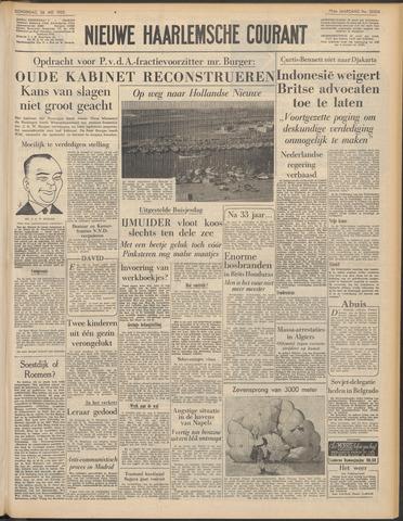 Nieuwe Haarlemsche Courant 1955-05-26