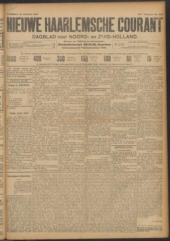 Nieuwe Haarlemsche Courant 1909-01-30