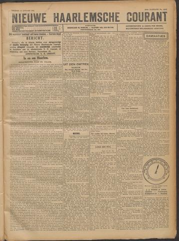 Nieuwe Haarlemsche Courant 1922-01-13