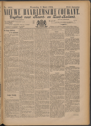 Nieuwe Haarlemsche Courant 1904-03-02