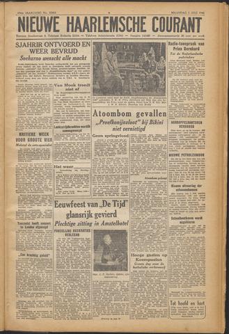 Nieuwe Haarlemsche Courant 1946-07-01