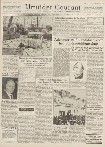 IJmuider Courant 1959-04-08