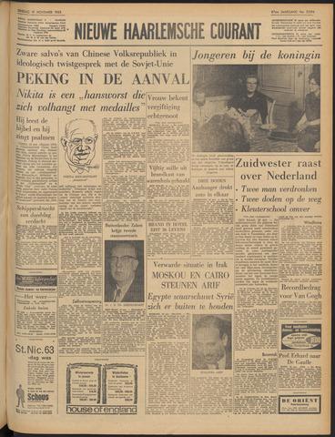 Nieuwe Haarlemsche Courant 1963-11-19