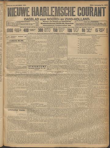 Nieuwe Haarlemsche Courant 1913-10-28