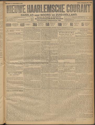 Nieuwe Haarlemsche Courant 1913-12-19