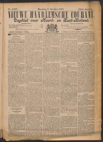 Nieuwe Haarlemsche Courant 1899-10-02