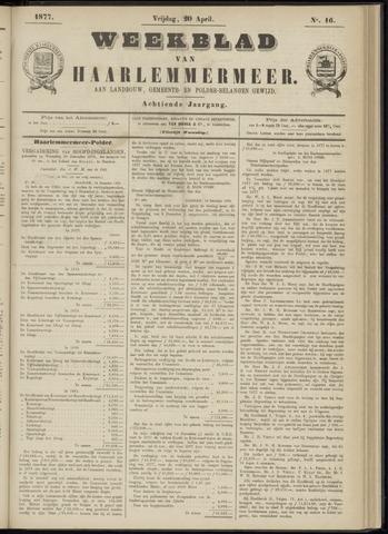 Weekblad van Haarlemmermeer 1877-04-20
