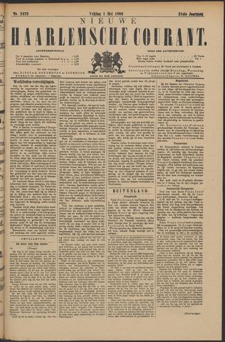 Nieuwe Haarlemsche Courant 1896-05-01