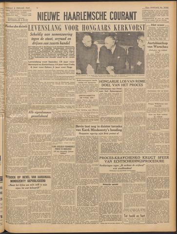 Nieuwe Haarlemsche Courant 1949-02-08