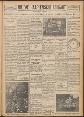 Nieuwe Haarlemsche Courant 1929-10-09