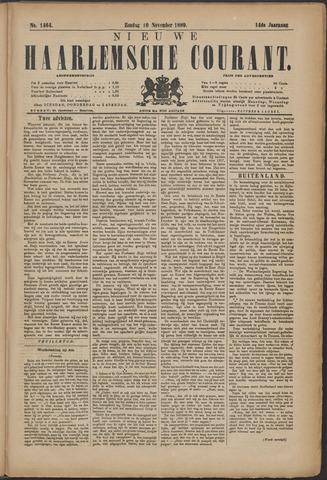Nieuwe Haarlemsche Courant 1889-11-10