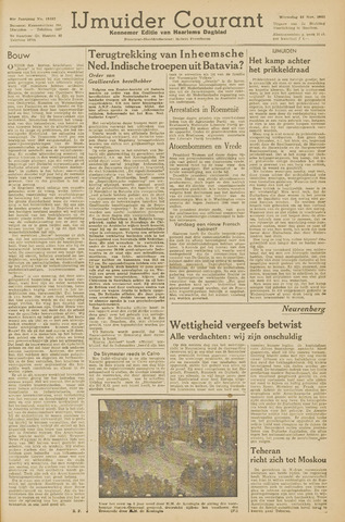 IJmuider Courant 1945-11-21
