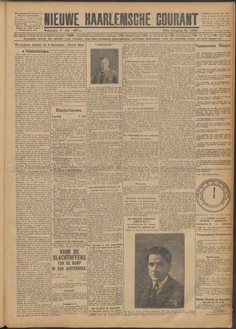 Nieuwe Haarlemsche Courant 1927-07-06