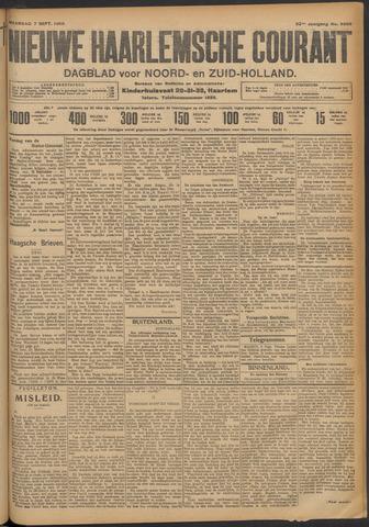 Nieuwe Haarlemsche Courant 1908-09-07