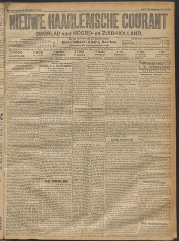 Nieuwe Haarlemsche Courant 1915-10-14
