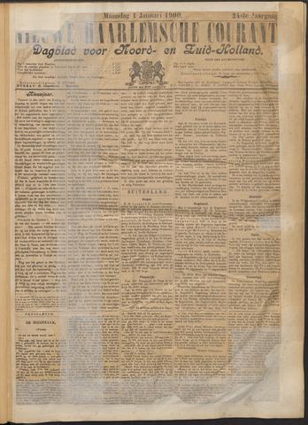 Nieuwe Haarlemsche Courant 1900