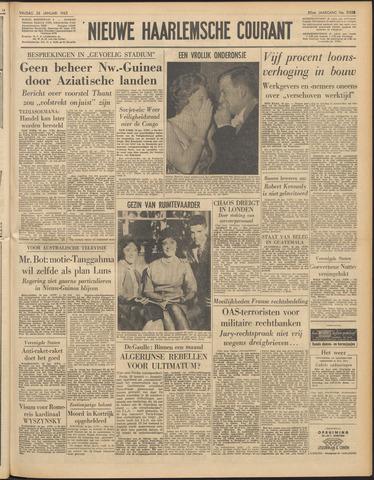 Nieuwe Haarlemsche Courant 1962-01-26