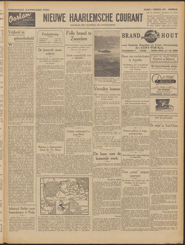 Nieuwe Haarlemsche Courant 1941-02-07