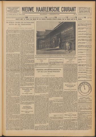 Nieuwe Haarlemsche Courant 1931-08-17