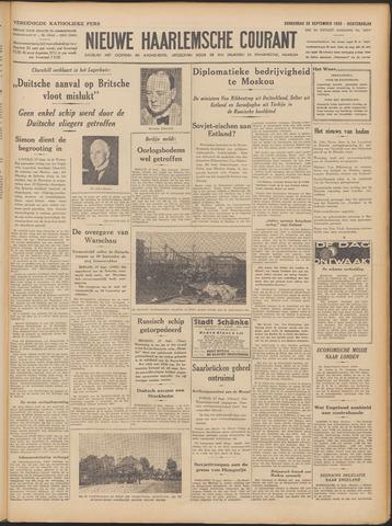 Nieuwe Haarlemsche Courant 1939-09-28