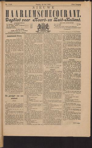 Nieuwe Haarlemsche Courant 1902-07-22
