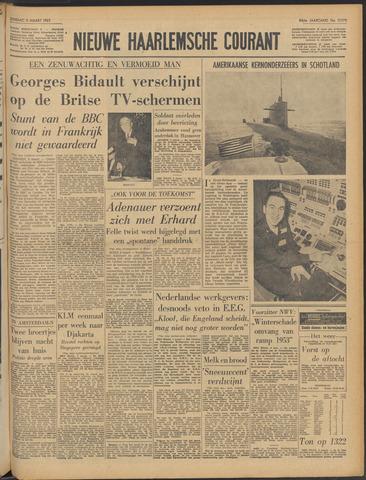 Nieuwe Haarlemsche Courant 1963-03-05