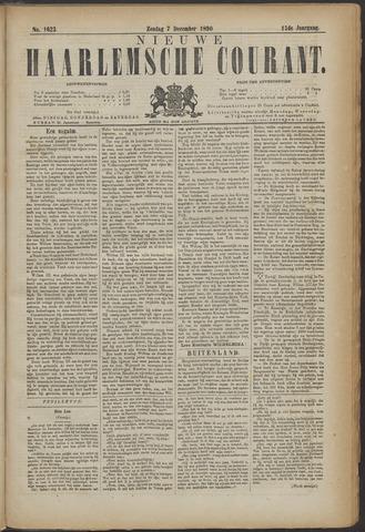 Nieuwe Haarlemsche Courant 1890-12-07