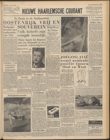 Nieuwe Haarlemsche Courant 1955-05-16