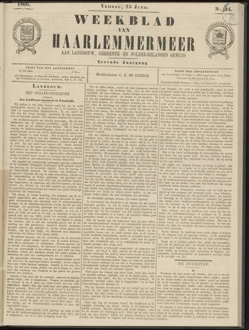 Weekblad van Haarlemmermeer 1866-06-15