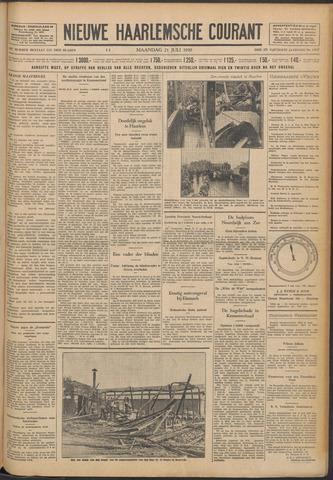 Nieuwe Haarlemsche Courant 1930-07-21