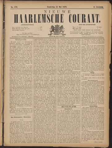 Nieuwe Haarlemsche Courant 1879-05-22