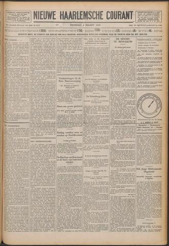 Nieuwe Haarlemsche Courant 1930-03-04