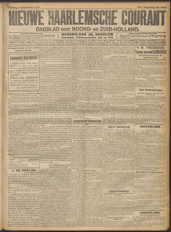 Nieuwe Haarlemsche Courant 1916-12-08