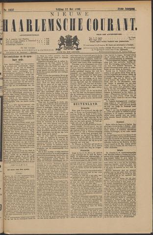 Nieuwe Haarlemsche Courant 1896-05-22