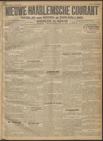 Nieuwe Haarlemsche Courant 1916-05-03