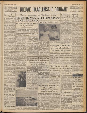 Nieuwe Haarlemsche Courant 1952-11-14