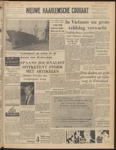 Nieuwe Haarlemsche Courant 1965-08-07