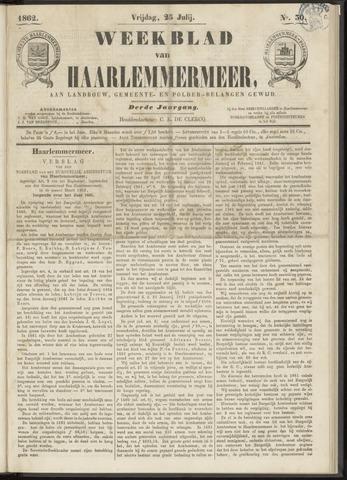 Weekblad van Haarlemmermeer 1862-07-25