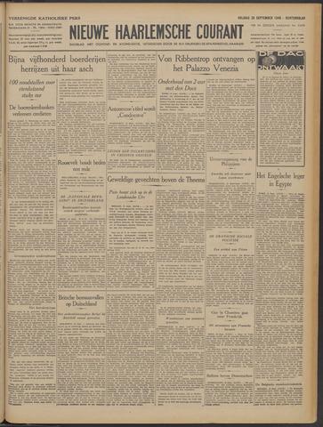 Nieuwe Haarlemsche Courant 1940-09-20