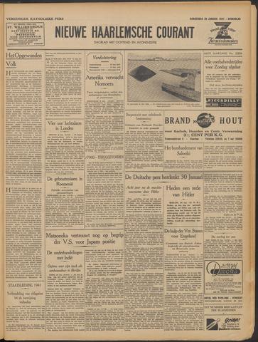 Nieuwe Haarlemsche Courant 1941-01-30