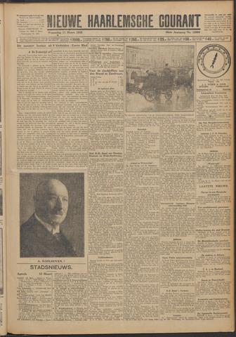 Nieuwe Haarlemsche Courant 1925-03-11