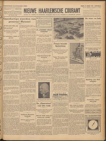 Nieuwe Haarlemsche Courant 1938-01-23
