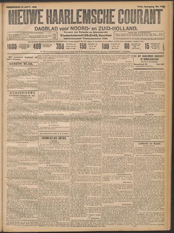 Nieuwe Haarlemsche Courant 1912-09-12